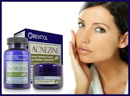 Acnezine Image Acnezine eliminates spots, pimples, redness, pus, blackheads & whiteheads