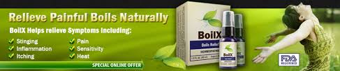 Boilx Banner Boil Treatment is an exceptional homeopathic product, a combination of 7 natural ingredients proven to produce outstanding results