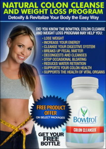 Bowtrol Image 214x300 Colon Cleansing improves the overall health and wellness of the body