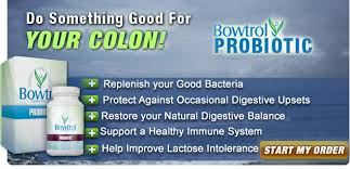 Bowtrol Probiotic Short Banner 2 Bowtrol Probiotic is a dietary supplement formulated to aid the digestive system and restore the body flora balance