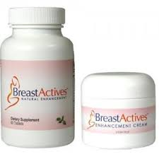 Breast Actives Breast Actives is a 3 step natural enhancement system made up of all natural ingredients