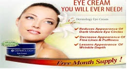 Dermology Eye Cream Banner Dermology Eye Cream battles under eye dark sectors, swelling, lines and wrinkles
