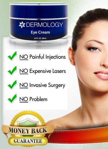 Dermology Eye Cream Image Dermology Eye Cream battles under eye dark sectors, swelling, lines and wrinkles
