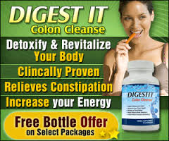 Digest It Small Banner Colorectal Cancer risk reduction achievable from supplement intake in the form of calcium and Digest It natural formula