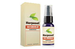 Herpeset1 Herpeset to Combat Cold Sores and Gives you Instant and Lasting Relief