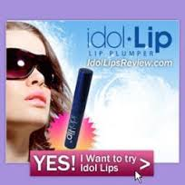 Idol Lip Image Idol Lips forthwiths plump, hydrate, moisturize and gloss for healthier and sexier looking lips