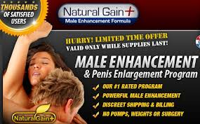 Natural Gain Plus Banner Natural Gain Plus assists a weak erection and boosts sexual performance
