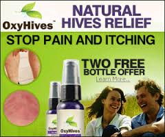 Oxyhives Image Physical Urticaria are physically stimulated hives coming in a variation of types all treatable with Oxyhives homeopathic spray