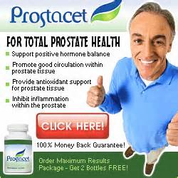 Enlarged Prostate Treated With Prostate Artery Embolization And Medicated With Prostacet