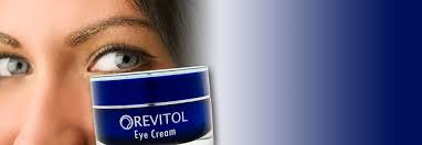 Revitol Eye Cream Banner Revitol Eye Cream fixes dark under eye puffiness and circles