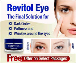 Revitol Eye Cream Image Revitol Eye Cream fixes dark under eye puffiness and circles
