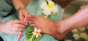 Safe Pedicures 300x141 Toenail Fungus prevention consists of 5 steps while treatment consists of Claripros 2 step homeopathic system